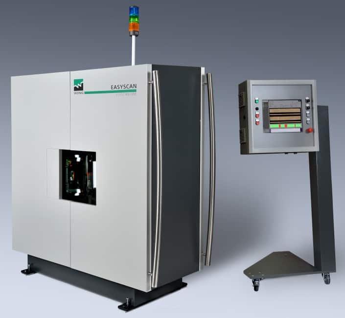 Scanner system